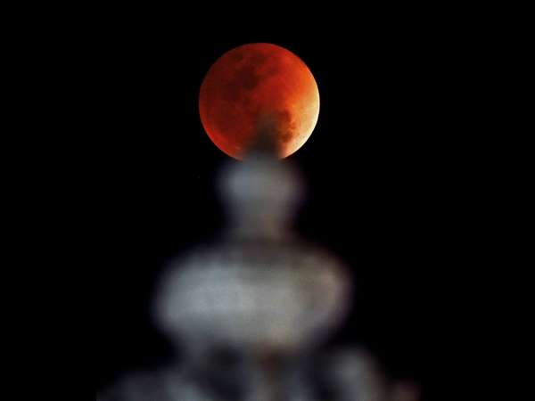 Lunar Eclipse Jan 20 21st Is It Visible In India
