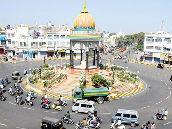 Todays Bharat Bandh is limited to protest in Mysuru