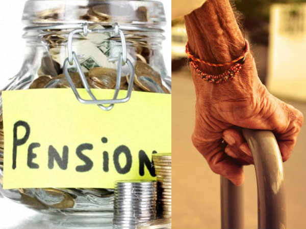 additional pension was ordered for senior state government employees over 80 years
