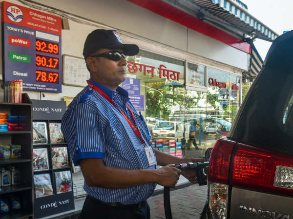 Petrol diesel fuel price hiked after 20 days