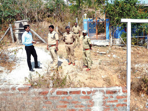 Fence planned to establish forest boundary atop Chamundi