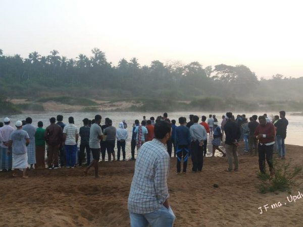 Three students were drowned in the Nethravathi river