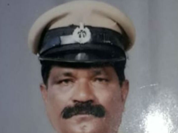 Police officer Mari Gowda died of heart attack