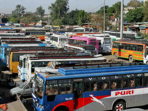Private buses will get three terminals in Bengaluru