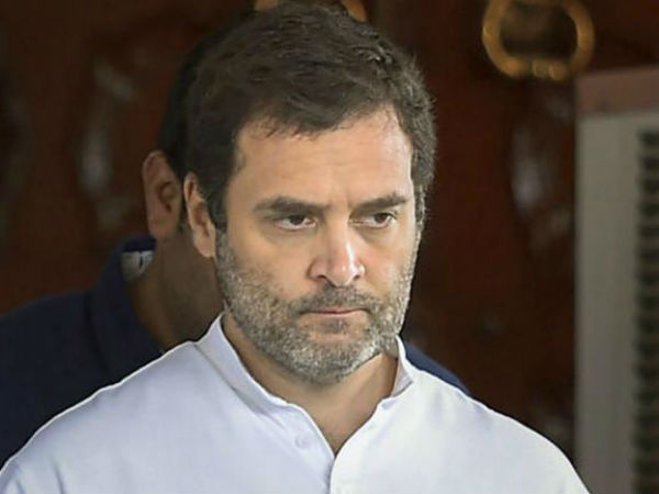 Go back to Italy: Farmers protest as Rahul Gandhi visits Amethi