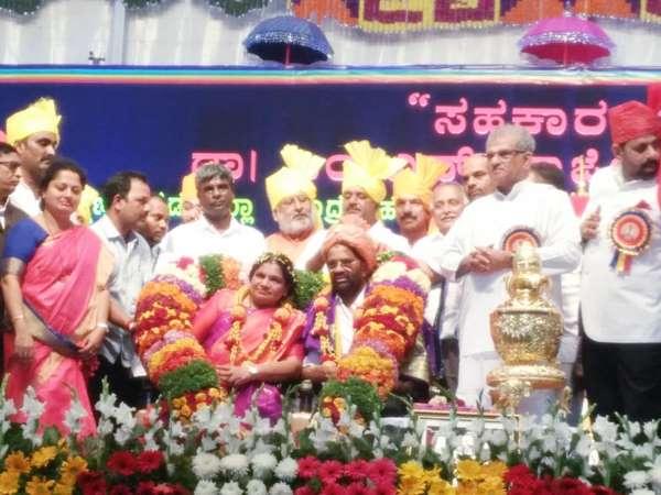 ಸಹಕಾರಿ ಭೂಷಣ ಬಿರುದಿಗೆ ಭಾಜನರಾದ ಡಾ. ರಾಜೇಂದ್ರ ಕುಮಾರ್