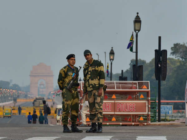 Republic Day 2019: Heavy security deployed in New Delhi