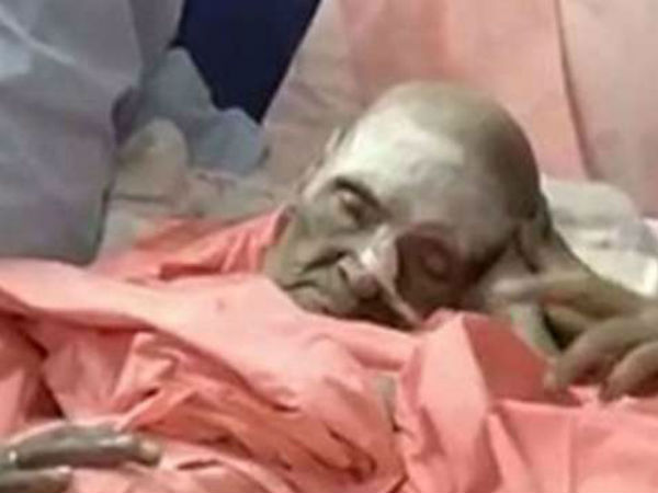 Siddaganga Seers health condition is critical but we did not give up: Ravindra