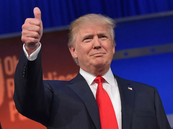 Reasonably attractive news from India and Pakistan: Donald Trump