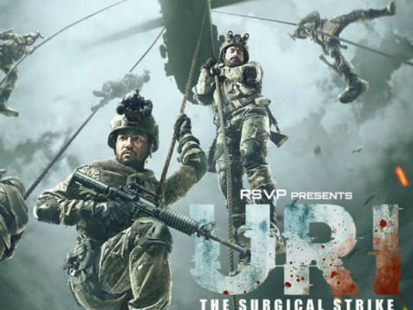Uri Bollywood Movie Made Me To Think In A Different Way