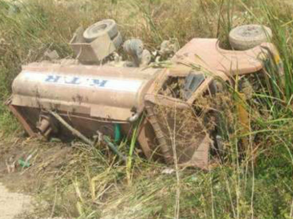 20-year-old boy dead in road accident at Mysuru