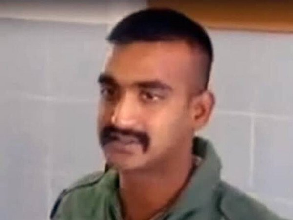 Welcome back home Singam Wing Commander Abhinandan