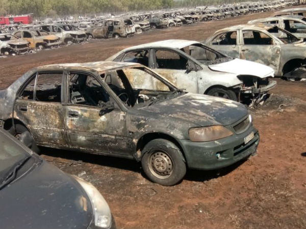 Is car owners get insurance after the fire incident