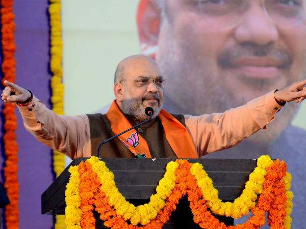6 PMs For 6 Days, Holiday On Sundays: Amit Shah On Opposition Alliance