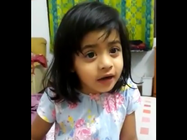 Viral video: Daughter of a martyred soldier recollects her conversation with dad