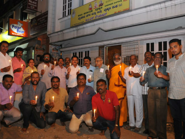 ಮೈಸೂರು : ಬ್ರಾಹ್ಮಣ ಸಂಘದಿಂದ ಪುಲ್ವಾಮ ದಾಳಿ ಹುತಾತ್ಮರಿಗೆ ನಮನ