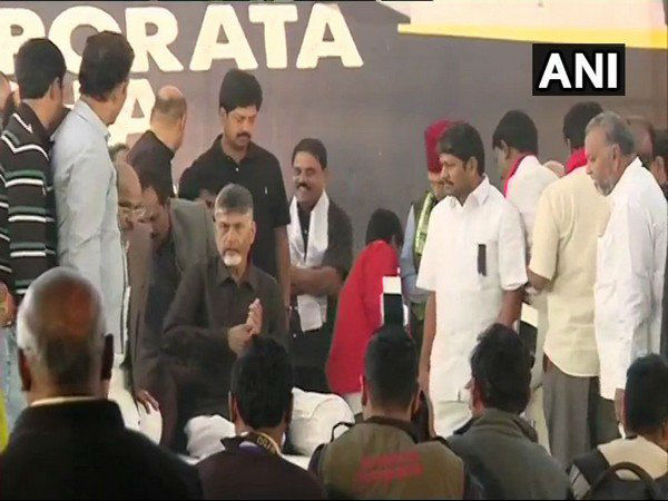 Andhra CM Chandrababu Naidu spends Rs 60 lakh on accommodation of supporters