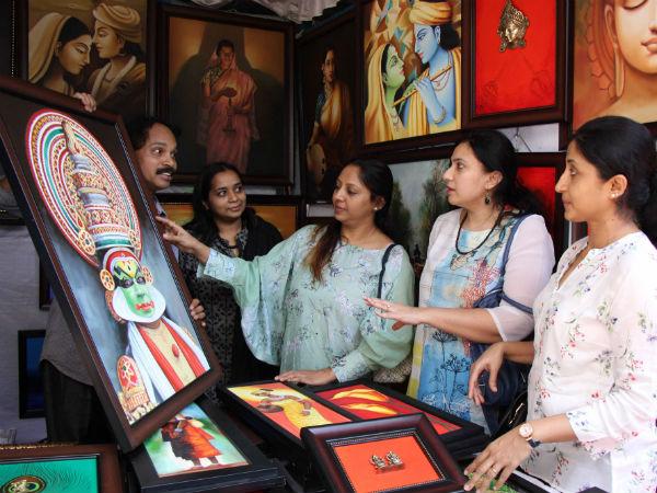 ಕಲಾಕಾರರ ಕಲಾಕೃತಿಗಳಿಗೆ ಪ್ರೋತ್ಸಾಹ ನೀಡುವ ವೇದಿಕೆ 'ಚಿತ್ತಾರ': ಡಾ ಬಿಎಲ್ ಶಂಕರ್