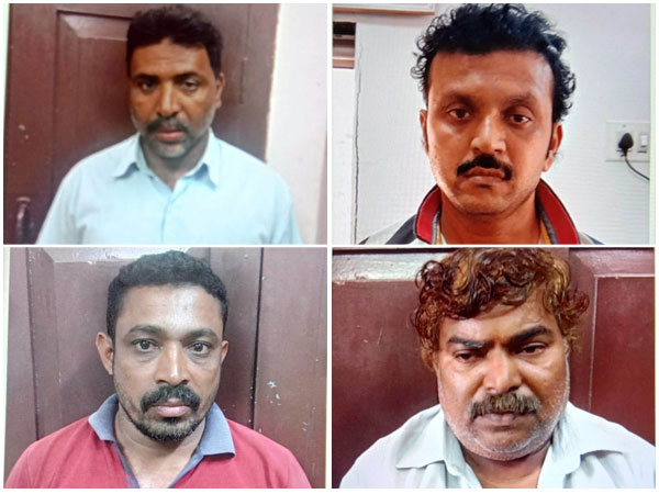 Prostitution racket busted in Managluru