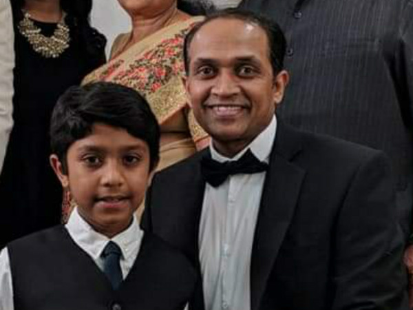 Meet Harish Ramaiah Spreading Kannada Flavour In Britain