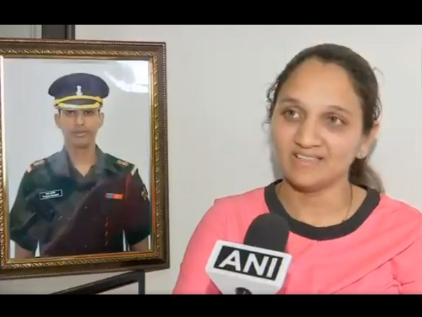 Wife of Major killed in fire set to join army, Its her tribute