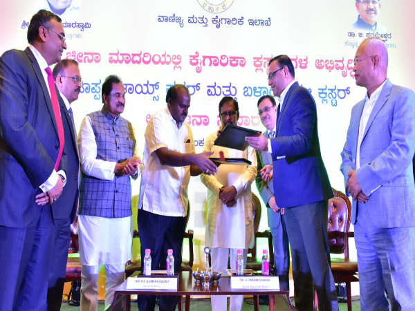 will create one lakh job opportunity in each district: Kumaraswamy