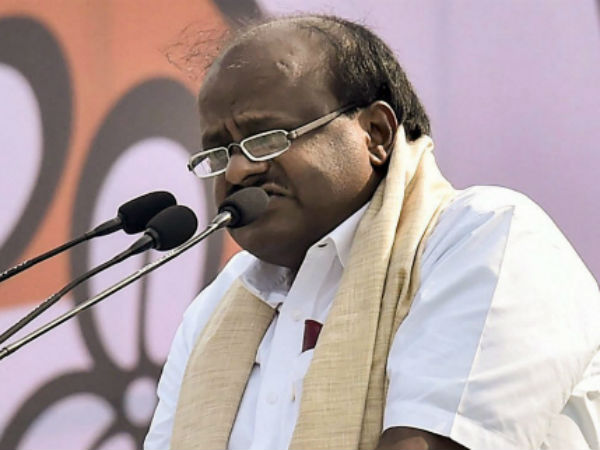 Narendra Modi is destroying democracy : HD Kumaraswamy