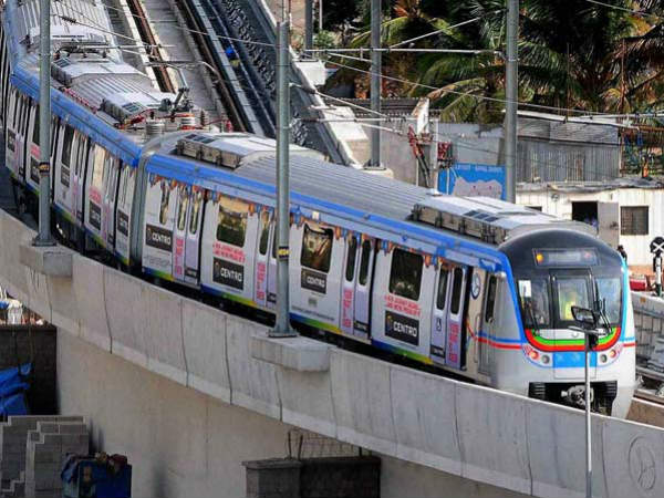 Hyderabad Metro video of intimate couple leaked