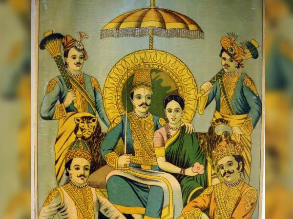 Draupadi A Complicated Character In Mahabharata