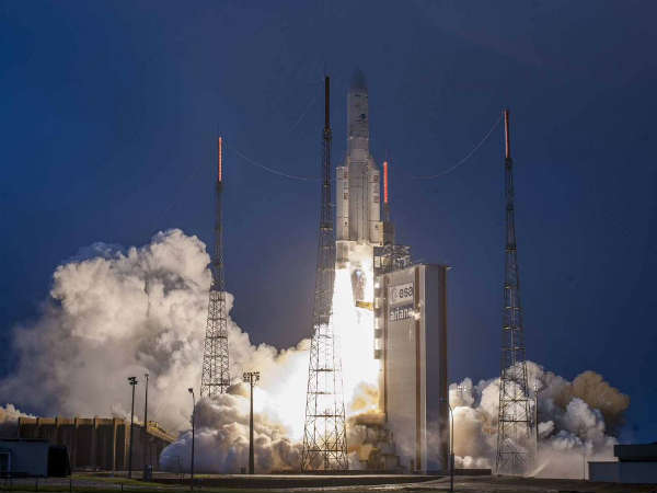 ISROs Latest Communication Satellite GSAT-31 launched successfully