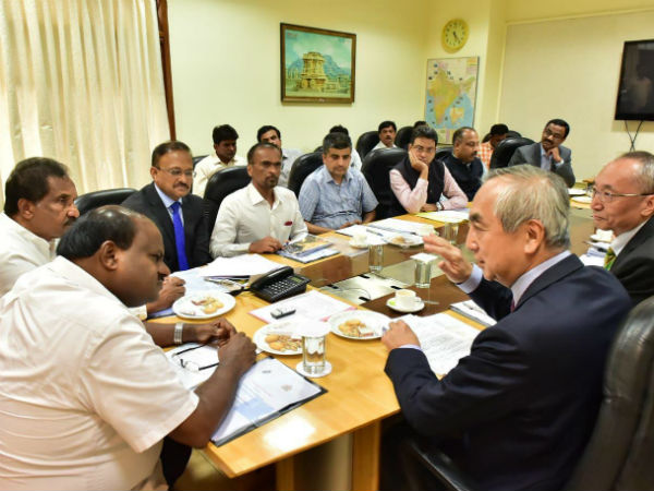 Japan companies interested to invest in Karnataka
