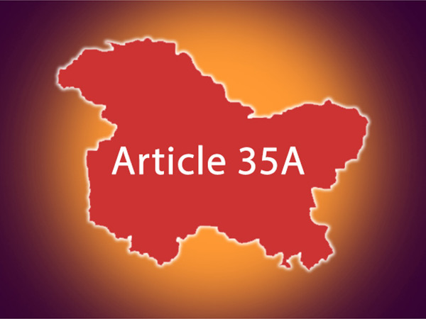 Know more about Article 35A of Indian Constitution