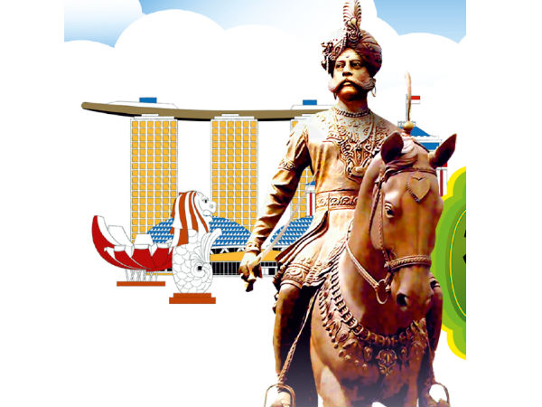 Kempegowda International Festival In Singapore