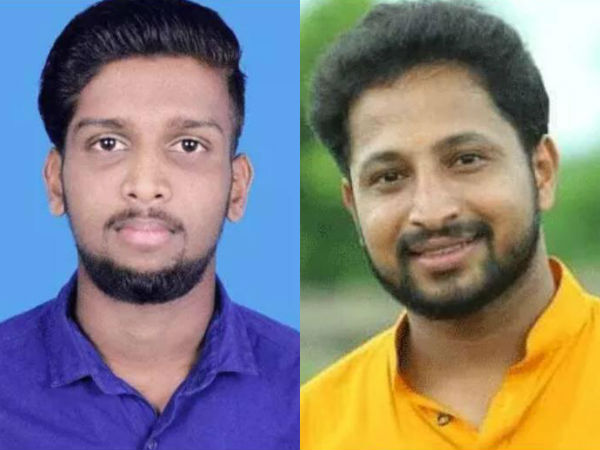Two youth Congress workers hacked to death in Kasaragod