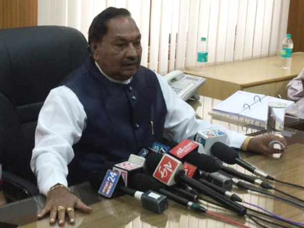 KS Eshwarappa condemns Siddaramaiah for politics of hatred