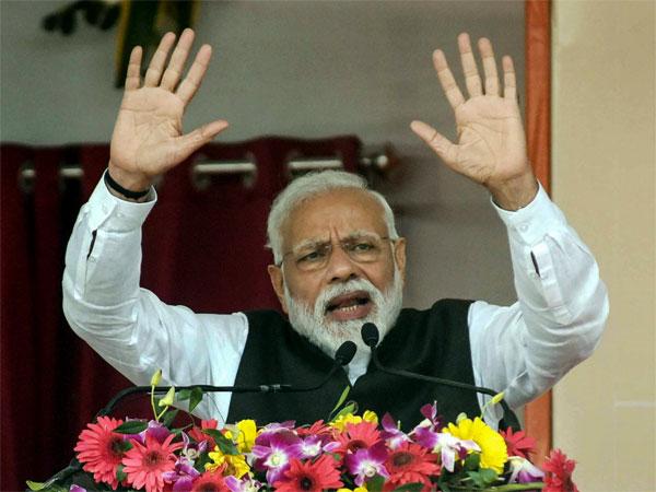2019ರ ಲೋಕಸಭೆ ಯುದ್ಧ, ಬಿಜೆಪಿ ಘೋಷ ವಾಕ್ಯ ಪ್ರಕಟಿಸಿದ ಮೋದಿ