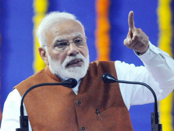 Modi's Himalayan Travels Helped Him In His Journey Of Self Discovery