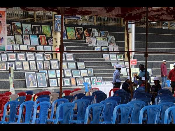 ವಿಶ್ವದ ಅತಿದೊಡ್ಡ ಚಿತ್ರಕಲಾ ಪ್ರದರ್ಶನ ಬೆಂಗಳೂರಲ್ಲಿ, ಬನ್ನಿ ಪಾಲ್ಗೊಳ್ಳಿ