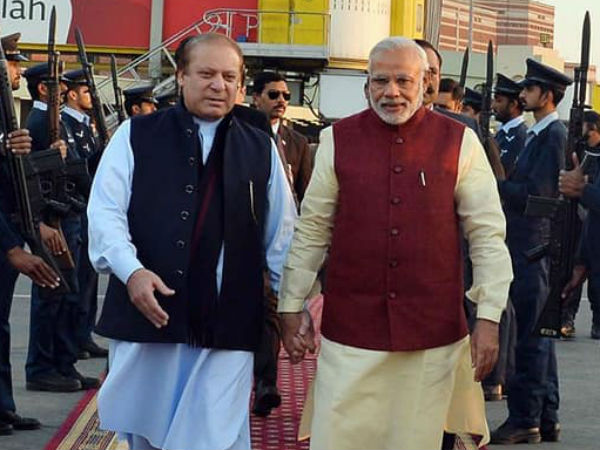 NDA government friendly interaction more when compare to previous government with PAK