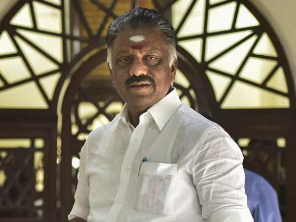 o pannerselvam hints bjp aiadmk alliance in lok sabha elections 2019