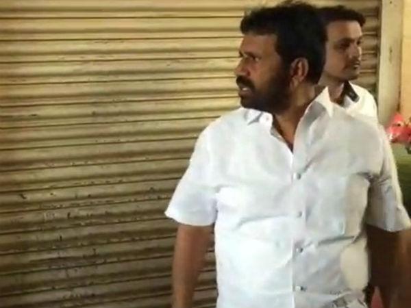 ಸಿಎಂ ಬರುವ ಮಾಹಿತಿ ಕೊಡದಿದ್ದಕ್ಕೆ ಅಧಿಕಾರಿಗೆ ನಿಂದಿಸಿದ ಶಾಸಕ ನಾಗೇಂದ್ರ