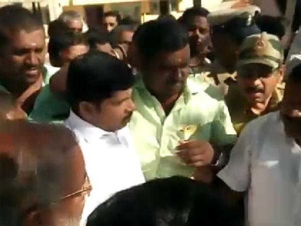 ಸಿದ್ದರಾಮಯ್ಯ ಬೆಂಬಲಿಗರ ವಿರುದ್ಧ ಸಚಿವ ಜಿ.ಟಿ.ದೇವೇಗೌಡ ಗರಂ