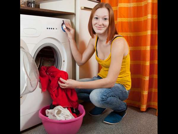 Your easy guide to the art of washing clothes