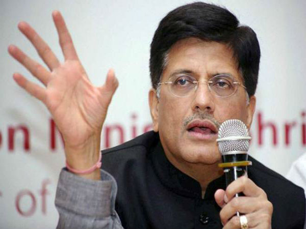 People With Income Up Rs 9 5 L Can Escape Tax Liability Fm Piyush Goyal
