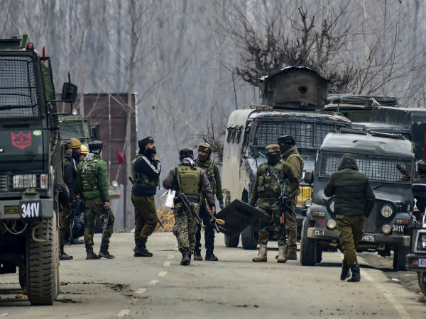 CCTV footage of red Eeco car used in Pulwama attack found: sources