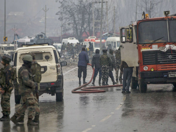 60 kg RDX Used In Pulwama Terror Attack, A Body Was Flung 80 Metres Away