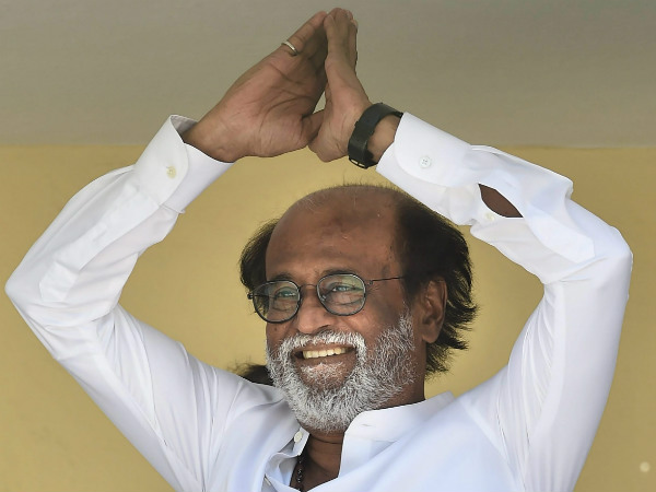 Superstar Rajinikanth Says He Will Not Contest In Lok Sabha Election