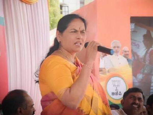 ಸಂಸದೆ ಶೋಭಾ ಕರಂದ್ಲಾಜೆ ವಿರುದ್ಧ #ShobhaGoBack ಅಭಿಯಾನ