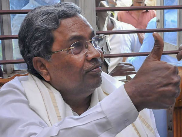 Audio Tape Row Siddaramaiah Trying To Hit Two Birds With One Stone