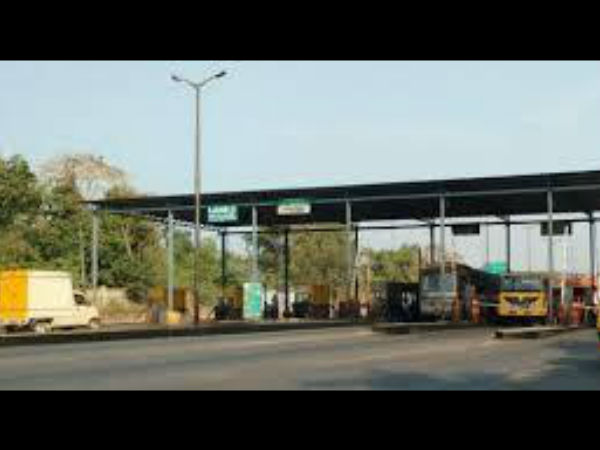 protest against Surathkal Toll Plaza